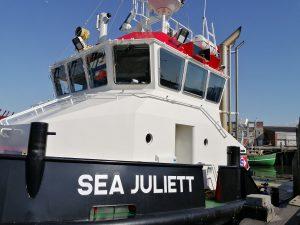 Nord Balder, Sea Juliett