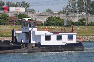 Bo Joop, Patrijs, Shadow, Veerhaven VIII op het Hartelkanaal
