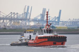 Hunter transport Ajax