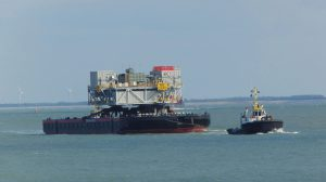 Multratug 3 & Multratug 27 with Wagenborg Barge 10 – ME OSP2