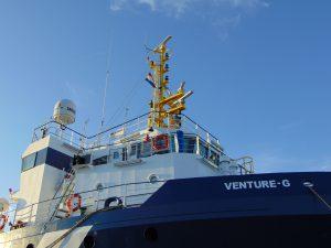 Venture-G, Multratug 6-T50, Marie