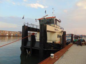 Walrus V, Sea Bronco, Walrus II, Severn Supporter