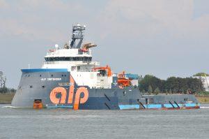 Alp Defender, Artemis Offshore