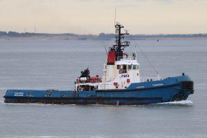 Multratug 3, Multratug 27, Wagenborg Barge 8, Togarinn
