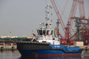 Damen delivers ASD Tug 2810 to Thomas Service Maritimes