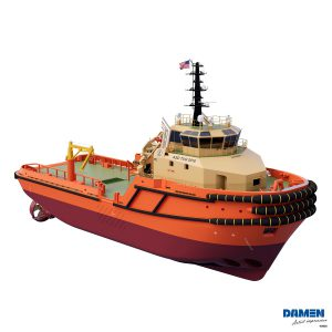 Damen to supply ASD Tug 5016 design to Edison Chouest Offshore