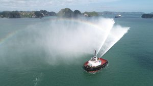 Damen delivers ASD Tug 2813 to Con.Tug in Italy