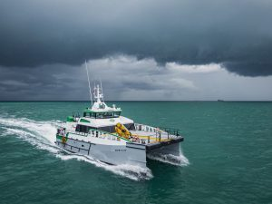 Damen FCS 2710 receive ABS approval in principle