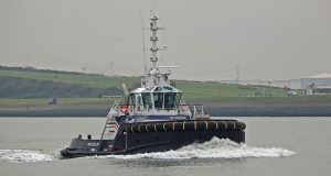 INCHCOLM T.H.V HOEK VAN HOLLAND