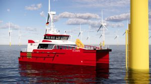 Damen signs contract with Opus Marine for FCS 2710