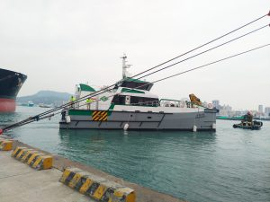 Damen delivers two FCS 2710 vessels to Hung Hua Construction Co., Ltd.