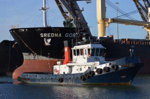 Terneuzen & Union Coral met Sredna Gora