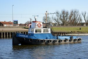 Charlie, Foxtrot, Ahoy 16, Scheldepoort 2, Multratug 2