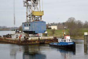 Charlie & Foxtrot met Ahoy-16, deel 01