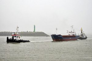 SEA BRONCO met ICELANDICA HAV