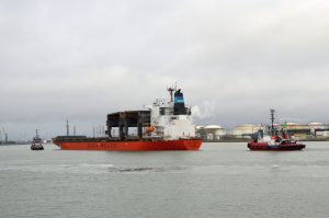 RT Peter & Terneuzen met Saga Viking
