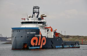 Alp Sweeper met B391