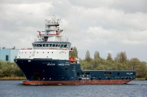 Seacor Yangtze & Ievoli Blue