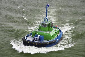 Batteries included: Damen reaches major milestone in fully-electric tug project
