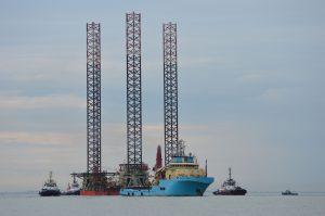 Maersk Handler met Erda 27-06-2021