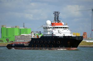 Kolga, Union Coral, Union Ruby & Lieven Gevaert met H-541