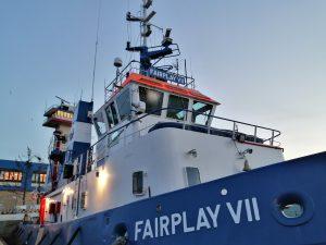 Fairplay Polska, Gdynia, 27-09-2021