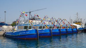ADNOC Logistics and Services acquires six line boats from Albwardy Damen